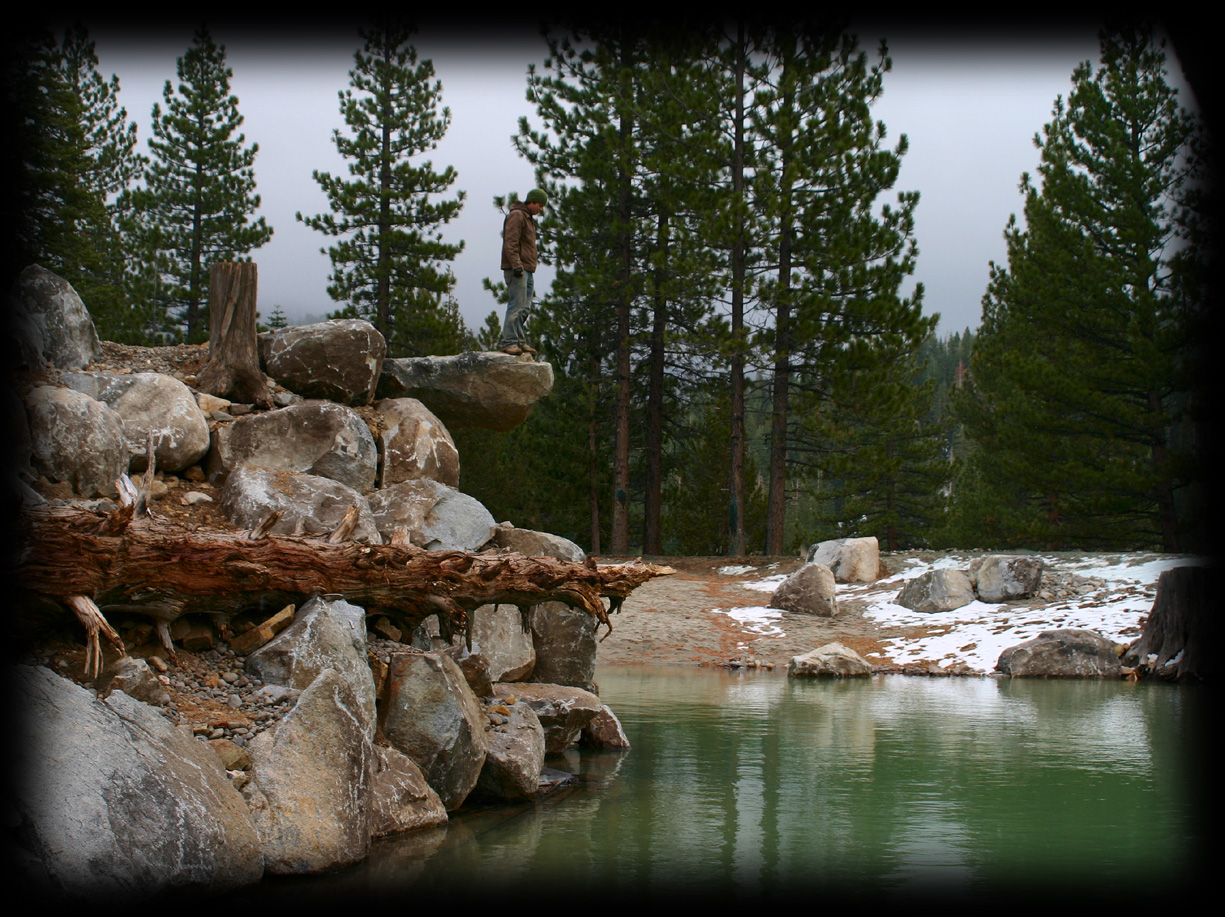 Natural swimming pools streamscapes - Above ground swimming pools tyler texas ...